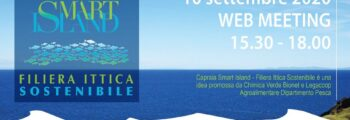 Pesca sostenibile, Life Delfi al web meeting Capraia Smart Island